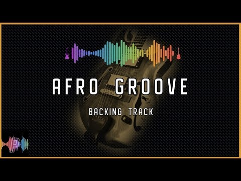 C Mixolydian 🎸 Afro Groove Guitar Backing Track