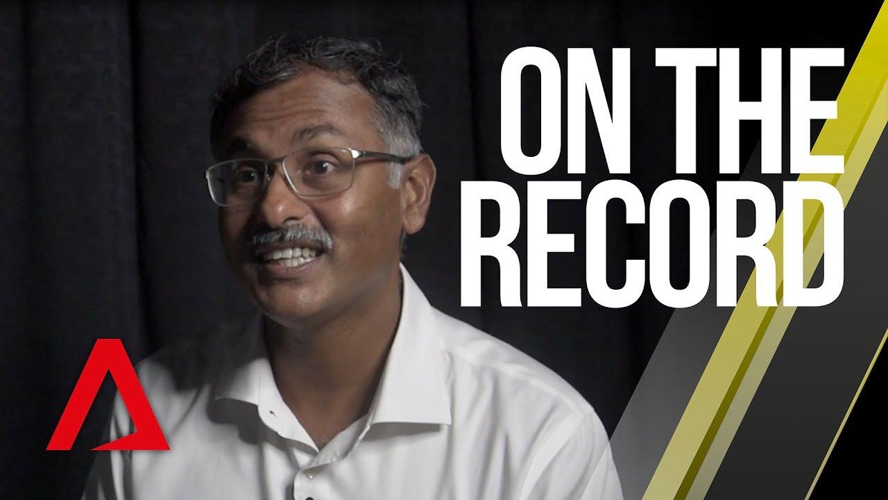 On the Record: Murali Pillai