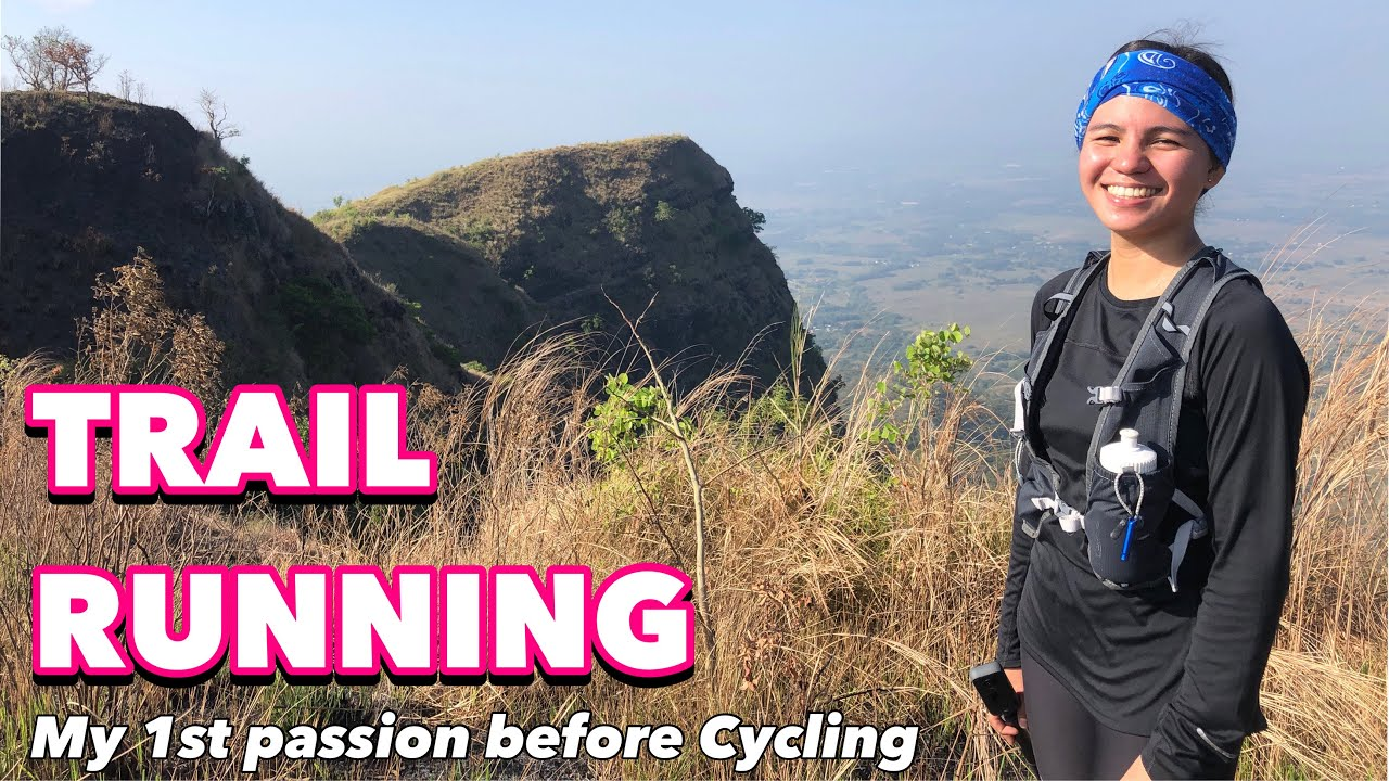 WELCOME TO MY FIRST PASSION, TRAIL RUN | BY GAYE PARIS