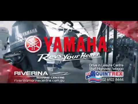 Riverina Marine Centre Yamaha Promo