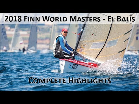 The 2018 Finn World Masters
