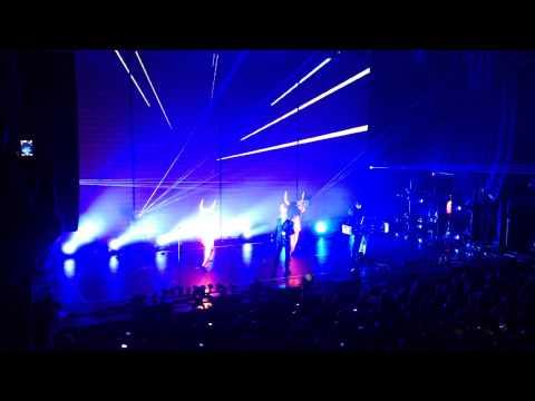 Pet Shop Boys House of Blues Boston Sept 21, 2013. West End Girls