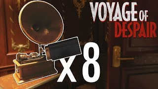 Voyage of Despair — Messages audios