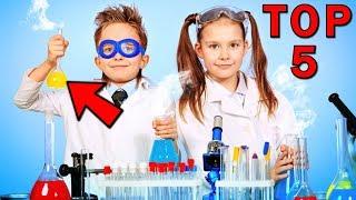TOP 5 nejvtipnějších vědeckých objevů a teorií