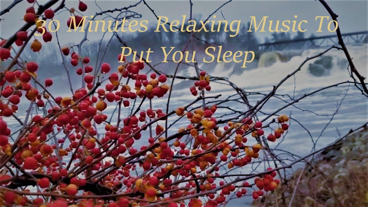 30 Minutes Relaxing Music To Put You Sleep Youtube