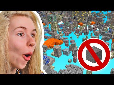Minecraft, ABER OHNE STEIN!