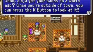Game Boy Advance Longplay [106] Final Fantasy V Advance (part 1 of 7)