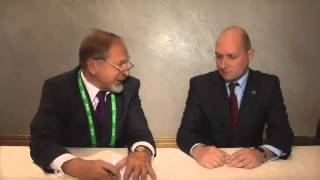 Интервью с Национального конгресса Кардиологов  2010 Москва инсулинорезистентность
