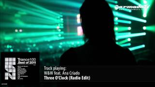 W&W feat. Ana Criado - Three O