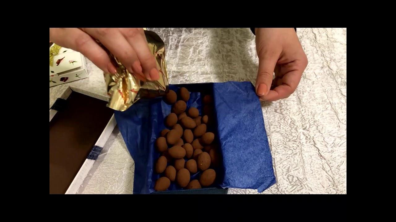 Оригинальный подарок мужчине своими руками - Коробочка с двойным дном