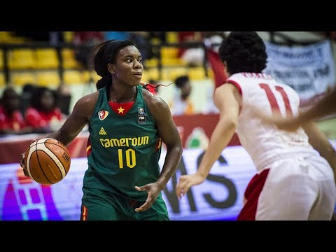 Tia Weledji's Second Summer with Team Cameroon