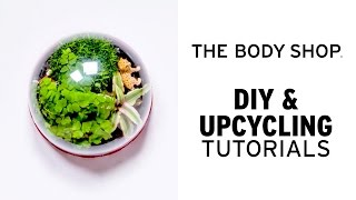 UPCYCLED BIO BRIDGE | DIY & UPCYCLING | THE BODY SHOP