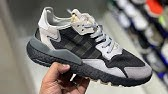 new styles c60e6 5d066 UNBOXING  UNRELEASED NITE JOGGER BOOST SNEAKERS! (Comparison to ...