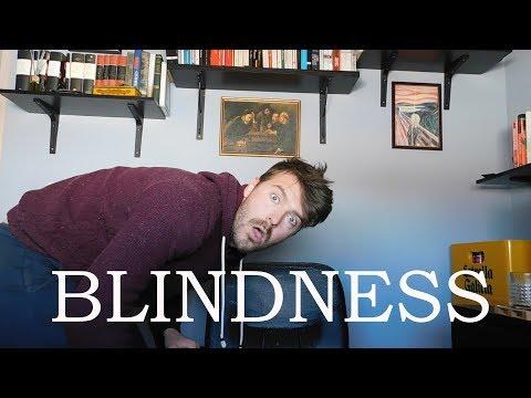 Blindness - José Saramago - Book Review