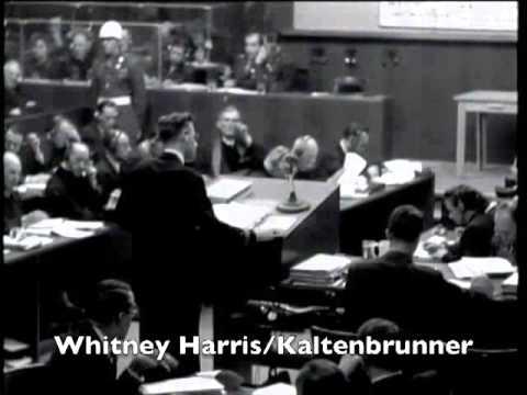 Whitney Harris 2001 remembers Robert H. Jackson