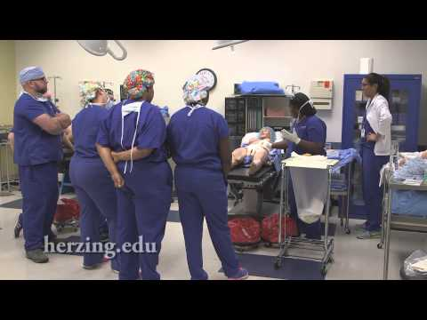 Herzing's Nursing Program