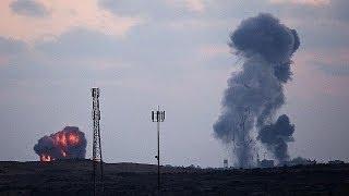 Lage am palästinensischen Gazastreifen verschärft sich