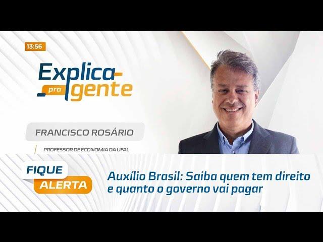 Auxílio Brasil: Saiba quem tem direito e quanto o governo vai pagar aos brasileiros