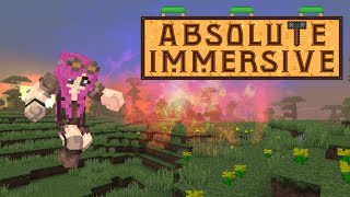 Absolute Immersive - Ep10 - Fermenter and Refinery - Pt2