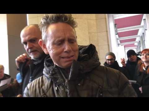 Martin L. Gore Depeche Mode Berlin 17.03.2017