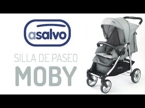silla de paseo moby asalvo baby