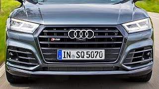 2020 AUDI SQ5 TDI Hybrid – Design, Interior, Driving