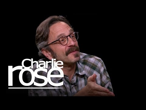 Marc Maron: My Toughest Interview (Aug. 3, 2015) | Charlie Rose