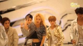 EXOTICSUBS 121112 Making Of MAXSTEP MV Younique Unit ENG SUB