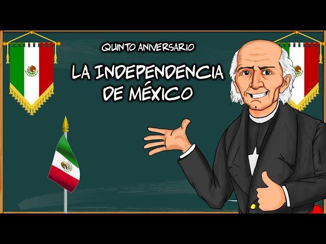 La independencia de México - 5° Aniversario Bully Magnets
