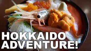 Hokkaido Japan Adventure 2016!