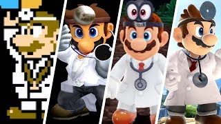 Evolution of Dr. Mario (1990 - 2018)