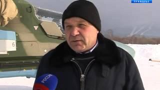 На авиационном заводе «Прогресс» заканчивается приемка новых боевых вертолетов Ка-52 «Аллигатор»
