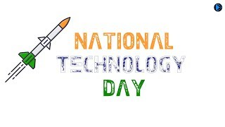 India's National Technology Day   DY Motion Graphics.