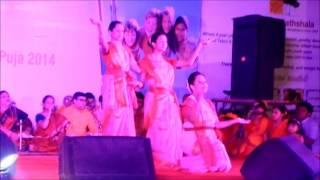 Sangachadwam Samvadadwam : Chhutir Pathshala @ Oshiwara Saraswati Puja