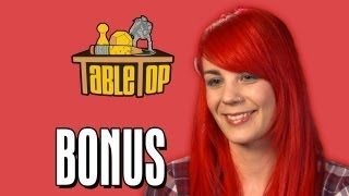 Jen Timms Extended Interview from Smash Up - TableTop S02E06