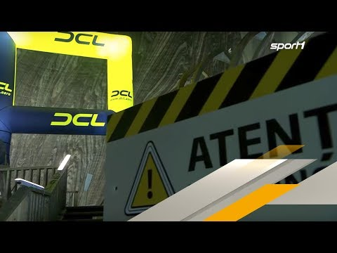 Highlights: 6. Rennen - Drone Racing Champions League | SPORT1