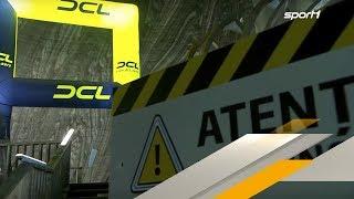 Highlights: 6. Rennen - Drone Racing Champions League   SPORT1