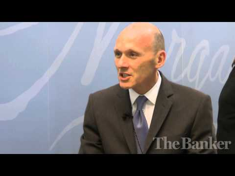 John Gibbons, head of treasury services EMEA, J.P. Morgan - View from Sibos 2014