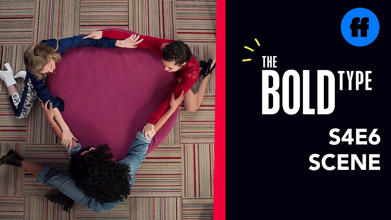 Download The Bold Type Season 4, Episode 6 | Kat Comes Out As Bisexual | Freeform