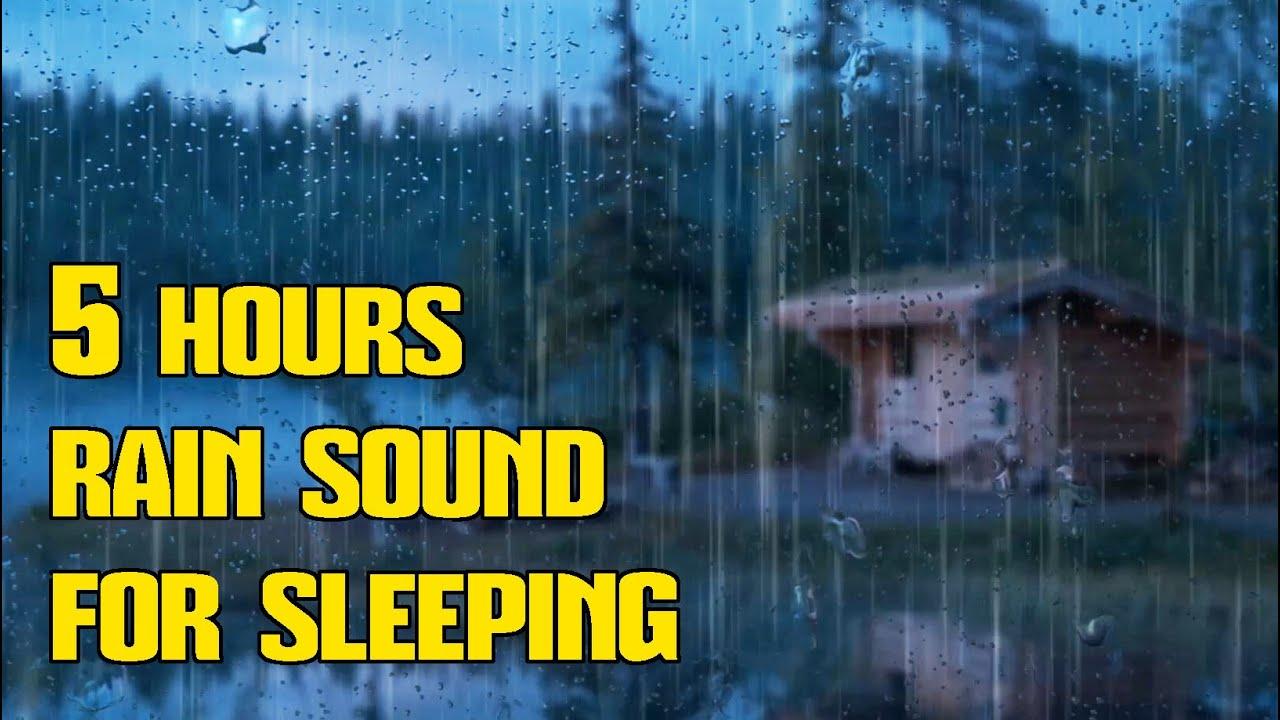 Решение за проблем със съня - Ако не можете да спите слушайте звук на дъжд