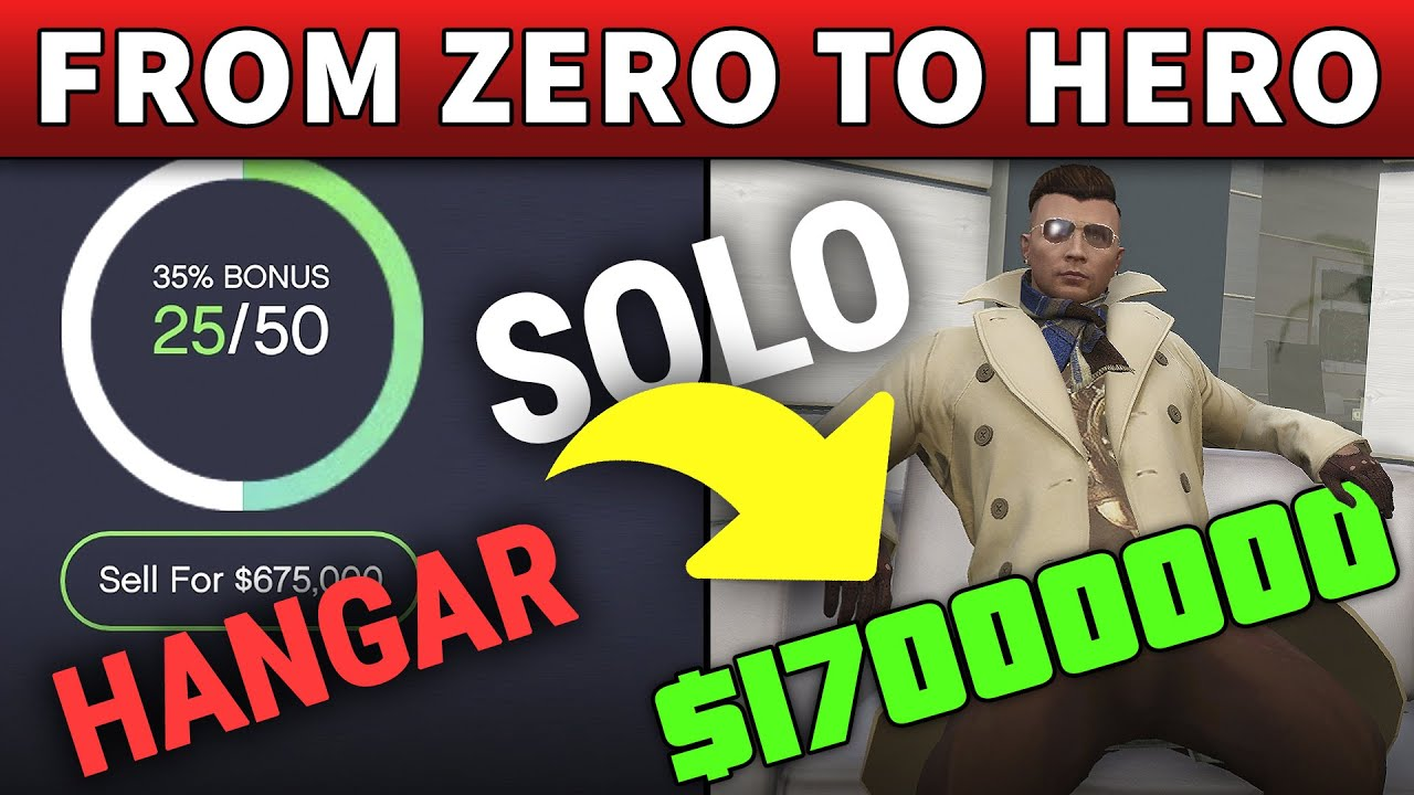 From ZERO to HERO with HANGAR CRATES | Step by Step SOLO HANGAR GUIDE to MAKE MONEY from AIR-FREIGHT