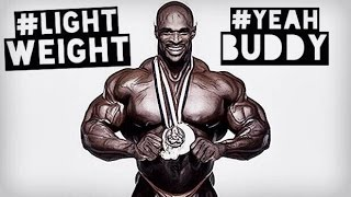 BODYBUILDING MOTIVATION - LIGHT WEIGHT BABY