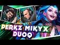 Perkz & Mikyx DuoQ | Jinx Madness
