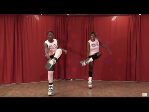 The Best Workout DVD for Weight Loss: ATLBounce™