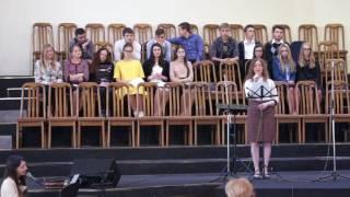 Как белый туман - Дуэт Даша Фоменко и Инна Шишман