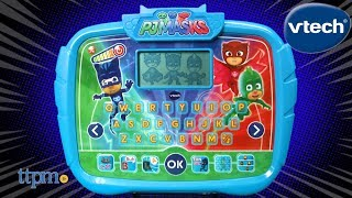 PJ Masks Time to be a Hero Learning Tablet from VTech