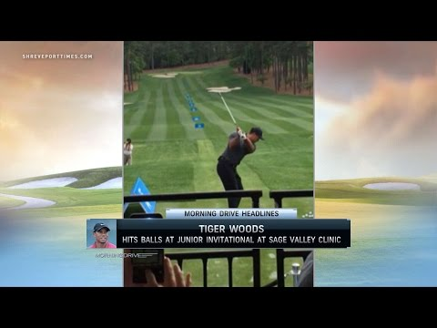 Morning Drive: Tiger Woods May Return Very Soon 4/22/16 | Golf Channel