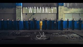 Jolin Tsai《Womxnly》Official Dance Video