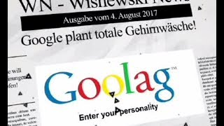 Operation Gehirnwäsche: Google will