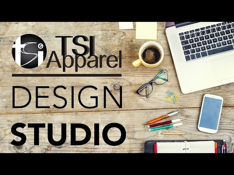 Design Studio | TSI Apparel - Create your style,with us!